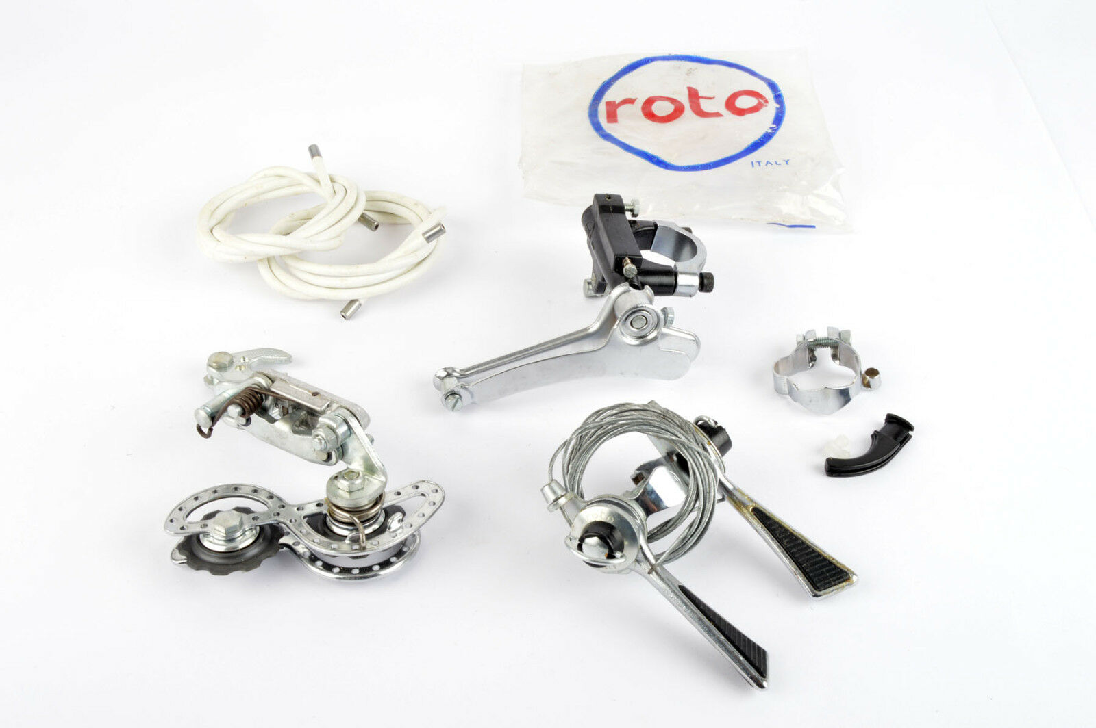 NEW Roto friction Shifting Set from the the the 1970s NOS 63deaf