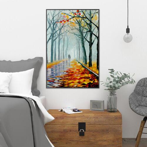 Colorful Landscape Leinwand Wandkunst Malerei Poster Print Home Decor Ungerahmt