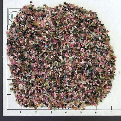bit of flash MOONSTONE White Chips 4-9mm rough 1 lb bulk stones black