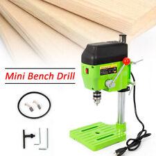 High Power 480w Mini Portable Bench Drill Press Stand Precision Drilling Machine