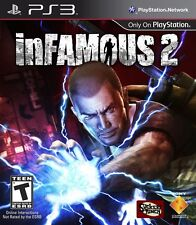 Infamous 2  - Sony Playstation 3 Game Only