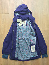 Seasalt Fairweather Jacket - Nightshade - UK10 EU38 - Sales Sample SAVE!!