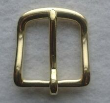 "1-1-2"" Solid brass Belt Buckle"