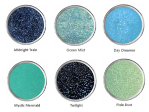 Sparkly-Black-Eye-Shadow-Teal-Blue-Halloween-Eyeshadow-Makeup-Mermaid-Vegan-Set