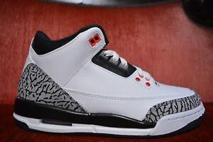 Youth Women s Nike Air Jordan Retro 3 III 398614-123 Size 6.5 Y ... 2aed79d4b6