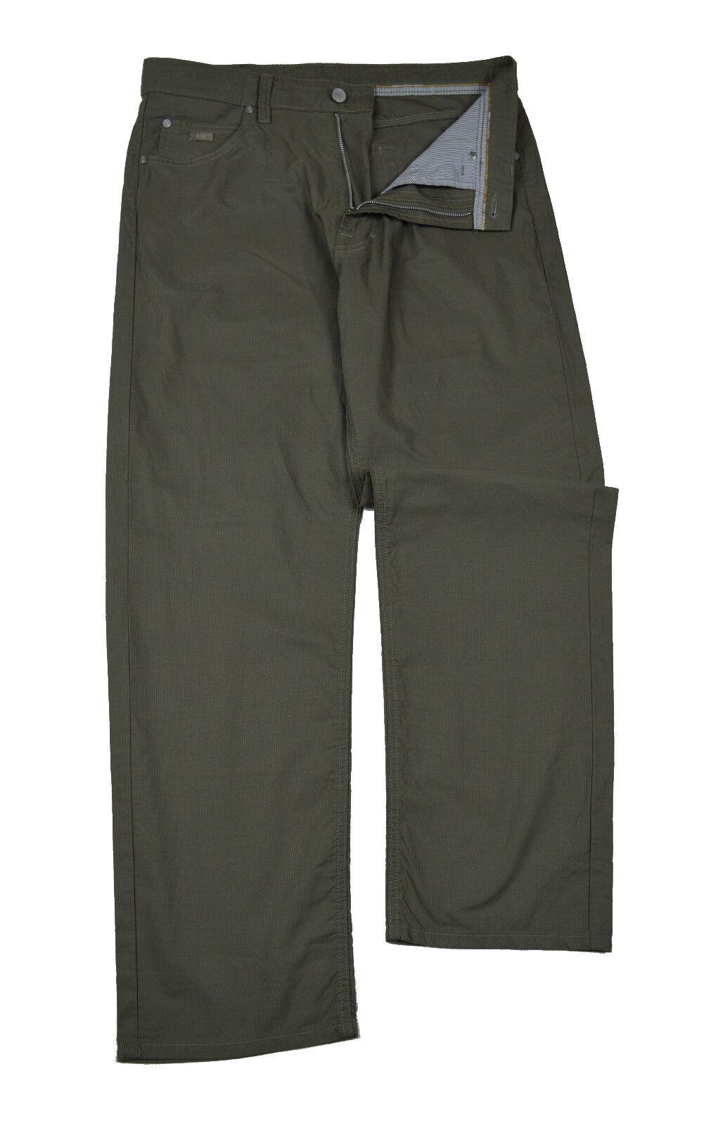 HUGO BOSS Alabama Relaxed Fit Jeans Men's Size Waist 32 Leg 30