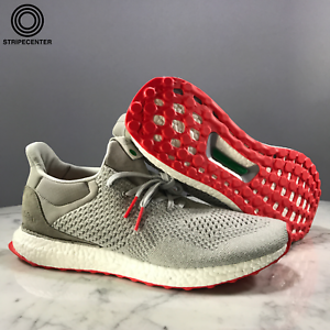 4974408b4b7 adidas ULTRA BOOST UNCAGED  SOLEBOX  LTD - GREY ORANGE WHITE ...