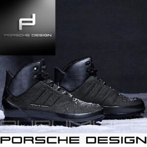 Bounce Mens Porsche Tech Black Adidas Shoes Winter Kevlar Design ZYt1n6F