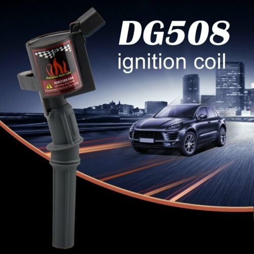 10 Pack Ignition Coil For Ford Multispark Blaster Epoxy 4.6 5.4 6.8L DG508 C1454