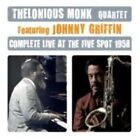 Complete Live at The Five Spot 1958 T 8436539310808 by Thelonious Qua Monk CD