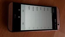 HTC One M8 - 32GB in Farbe GOLD foliert ohne Simlock/ohne Branding / Smartphone