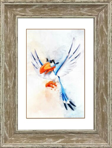 Lion King Watercolour Poster Wall Art Birthday Gift A4 Prints Frameless