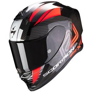 Helmet-Integral-Scorpion-Exo-EXO-R1-Air-Halley-Red-XS-XL