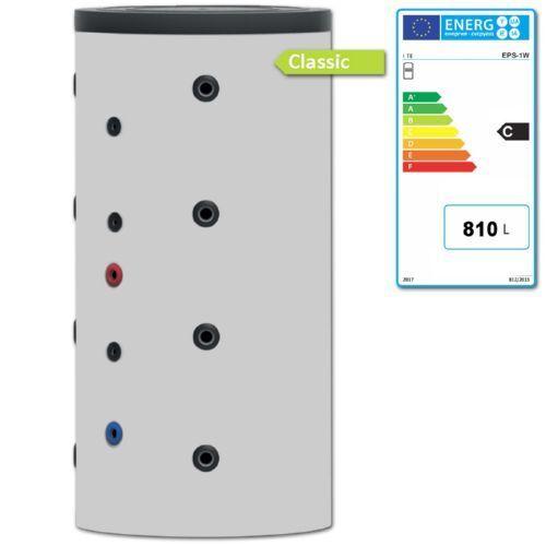 Thermic Energy EPS-1W Grün Line Pufferspeicher 825 L m. 1 Wärmetauscher 600107