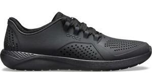 NEW GENUINE: Crocs LiteRide Pacer Black