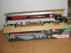 toy truck 1994 texaco tanker 1st in collectors series