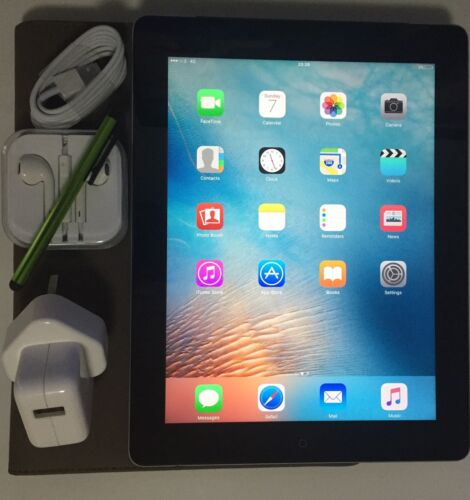 1 of 1 - #GRADE A# Apple iPad 4th Gen. Retina Display 16GB Wi-Fi + 4G (vodaphone) +EXTRA