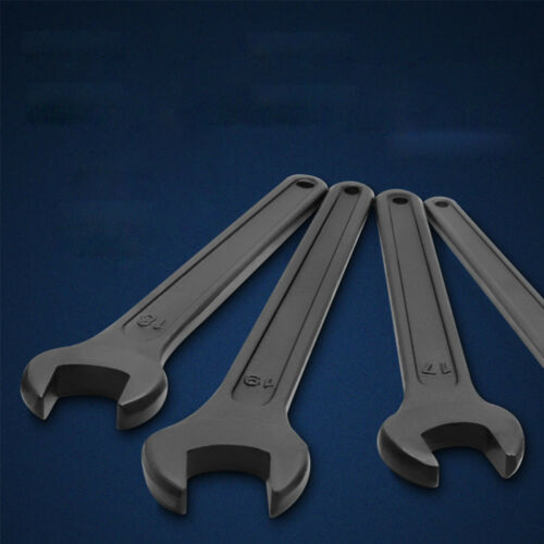 Single Open End Wrenches 13-55mm High Carbon Steel Heavy Spanner Repair Tool