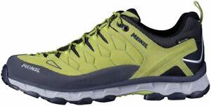 Meindl Lite Trail Gtx scarpa bassa trekking giallo nero