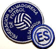 EL SALVADOR FOOTBALL WORLD CUP FEDERACION SALVADORENA DE FUTBOL CONCACAF PATCH