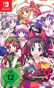 Touhou Kobuto V - Burst Battle         Switch        !!!!!  NEU+OVP !!!!!!