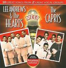 Lee Andrews and the Hearts Meet the Capris * by Lee Andrews (CD, Sep-2009, Collectables)