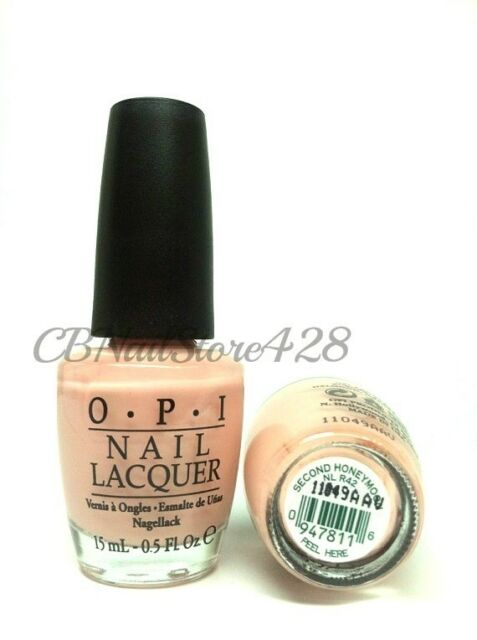 OPI Nail Lacquer- Soft shades Color -  Choose your favorite color