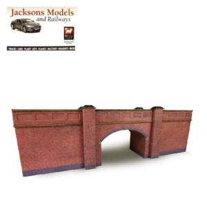 Double Track Metcalfe PN146 Railway Bridge Brick Style Kit N Gauge