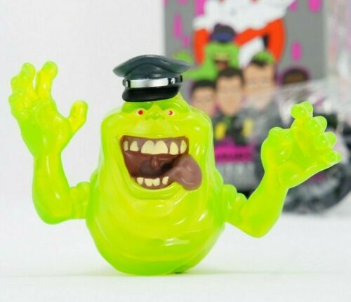 "Titans 3/"" Vinyl Figure Ghostbusters II Slimer I Ain/'t Afraid of no Ghosts"