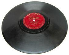 FRITZ KREISLER - VICTROLA 78 RPM - 716 - SONG WITHOUT WORDS & SOUVENIR Record