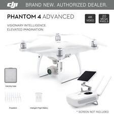 DJI Phantom 4 Advanced GPS Drone with 4K 20MP HD Camera - Brand New