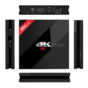 Resultado de imagem para H96 PRO PLUS Amlogic S912 Octa Core 3GB RAM 32GB ROM TV Box