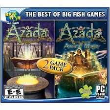 Azada 2 Game Pack PC Games Windows 10 8 7 XP Computer hidden object seek find