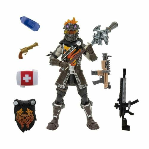 Fortnite Legendary Series Molten Battle Hound Action Figure Pack Kid Toy Gift