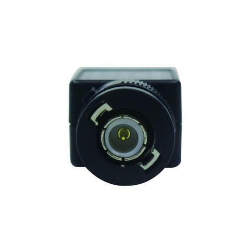 Durchführung Durch Abschlusswiderstand Q9, BNC Adapter Mit 50 Ohm Einsatz