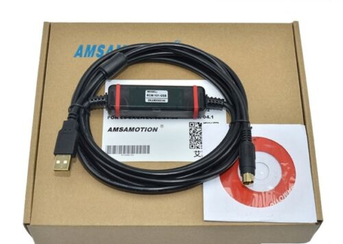 For  IAI electric cylinder drive ACON//PCON//SCON debugging cable RCM-101-USB