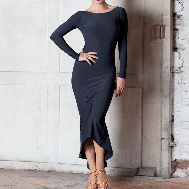 NEU Latino salsa Kleid TanzKleid Standard LatinaKleid Latein Turnierkleid YG023