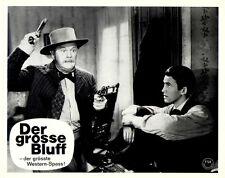 Der grosse Bluff ORIGINAL Aushangfoto Marlene Dietrich / James Stewart
