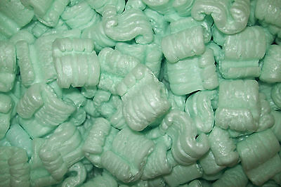 Packing Peanuts Loose Fill Anti Static White 20 Cubic Feet//150 Gallons Brand New