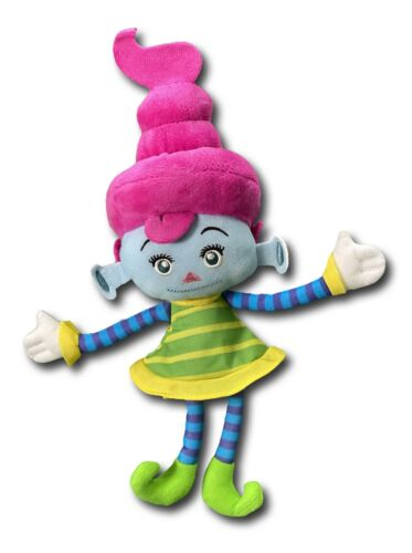 "Cirque du Soleil Jr Bibi Bubbles 7/"" Plush Toy - NWT Free Shipping"