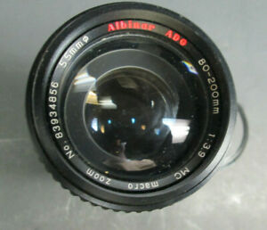 Albinar-ADG-80-200mm-1-3-9-Lens-MC-Macro-Zoom-55mm-for-Minolta-MD