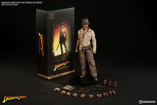 SIDESHOW SIXTH SCALE INDIANA JONES AND THE TEMPLE OF DOOM 1/6 SCALE NUOVO NEW