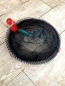 Letzter Stil köderdose,50x85cm,top Preis! Fischreuse,aalreuse,köderfischreuse,reuse,reuse