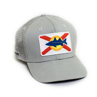 Rep Your Water Fl Snook Trucker Hat Free Shipping