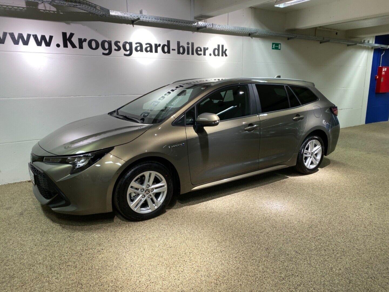 Toyota Corolla 1,8 Hybrid H3 Smart Touring Sports MDS 5d - 312.990 kr.