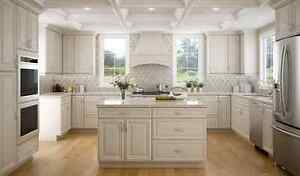 all wood rta 10x10 classic kitchen cabinets in harmony pearl rh ebay com classic kitchen cabinets calgary classic kitchen cabinets toronto