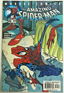 Amazing Spider Man #34 VF//NM Comics Book