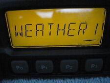 ICOM IC-F1020-2 VHF MOBILE 2WAY RADIO F1020 - ham murs pd fd marine business .