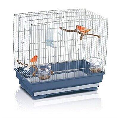 Pratico Home Sweet Home Irene 3 Bird Cage, Cromo-imac Gabbia-mostra Il Titolo Originale