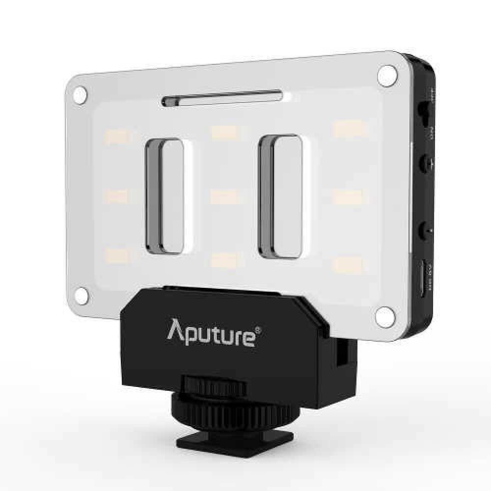 Aputure AL-M9 LED Fill Light Amaran Lighting Up Pint-Sized Japan with Tracking